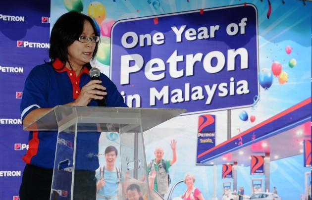 Petron 1st anniversary