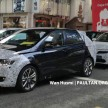 SPIED: Proton Preve Hatchback in downtown KL