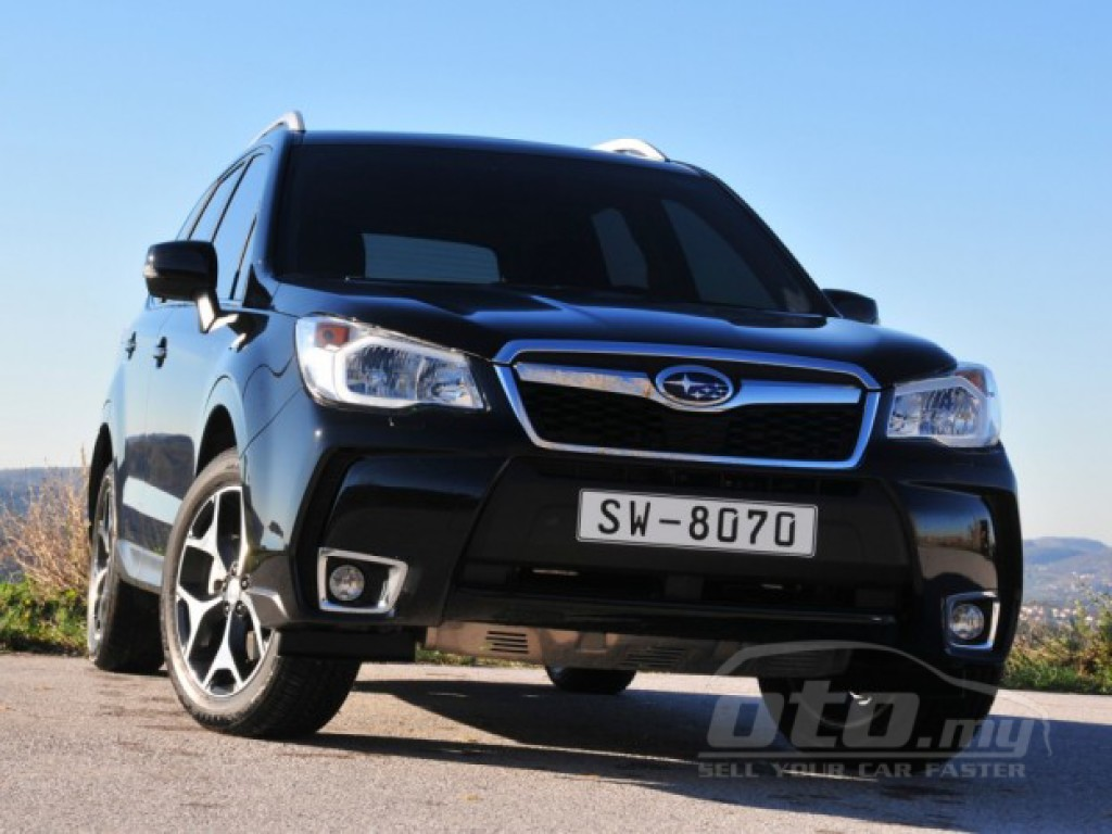 Subaru Forester 2.0 Xt >> Subaru Forester – fourth-gen appears on oto.my Image 173671