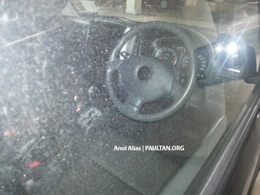 SPIED: Suzuki Jimny seen at JPJ Putrajaya Image #177081