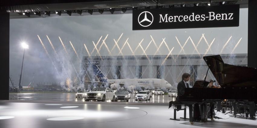 W222 Mercedes-Benz S-Class – official details Image #174719