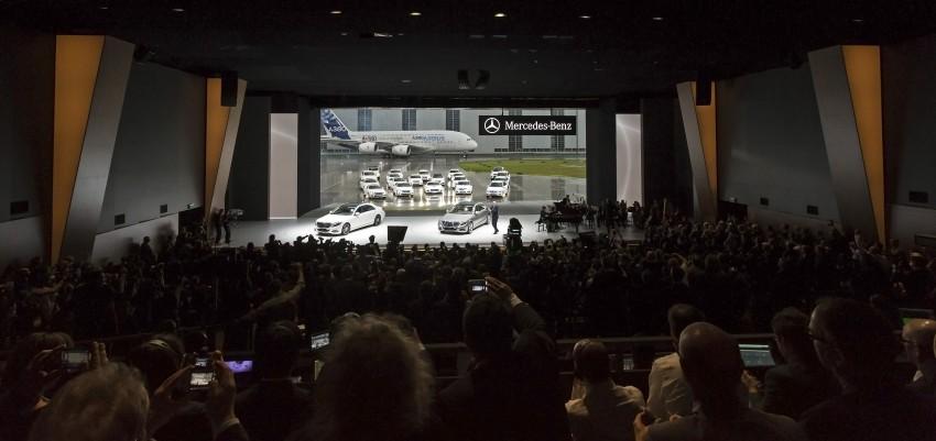 W222 Mercedes-Benz S-Class – official details Image #174720