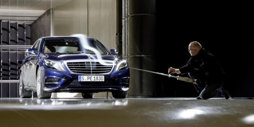W222 Mercedes-Benz S-Class – official details Image #174738