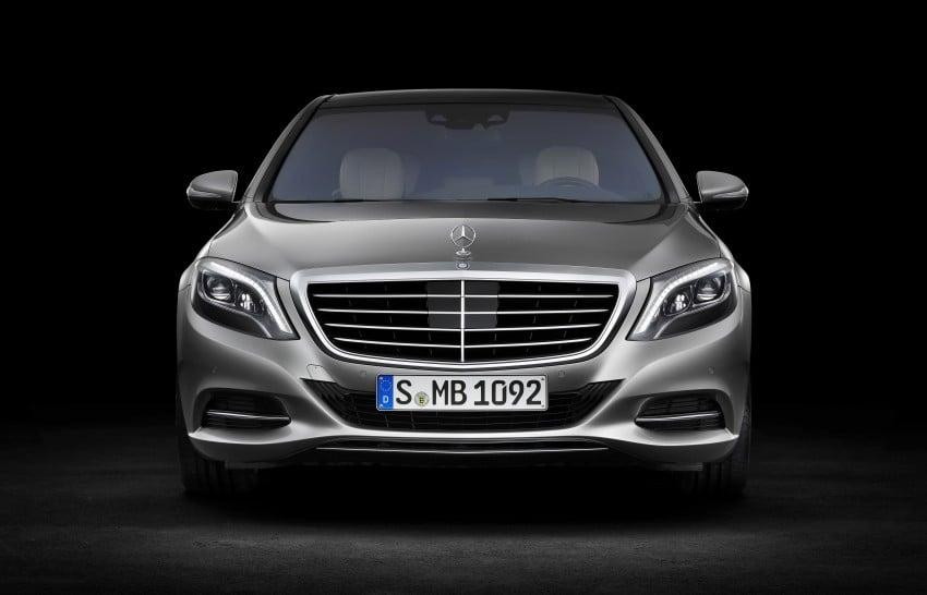 W222 Mercedes-Benz S-Class – official details Image #174757