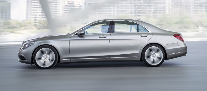W222 Mercedes-Benz S-Class – official details Image #174759