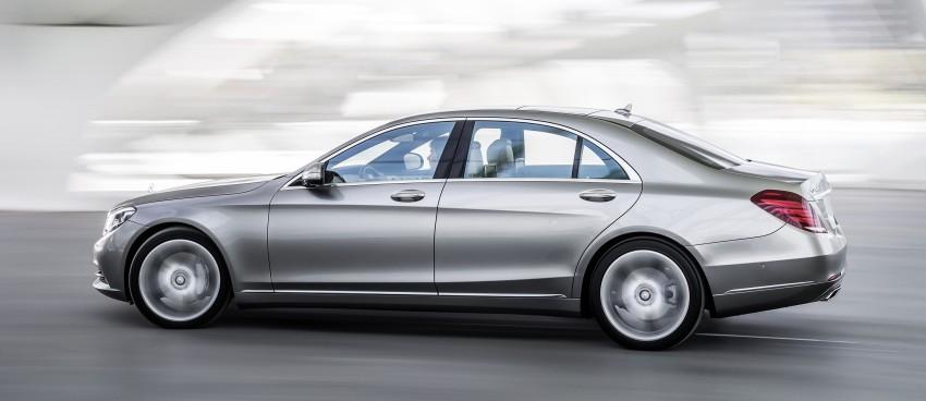 W222 Mercedes-Benz S-Class – official details Image #174760