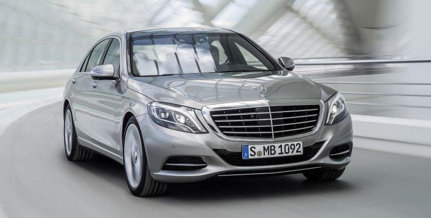 W222 Mercedes-Benz S-Class – official details Image #174763