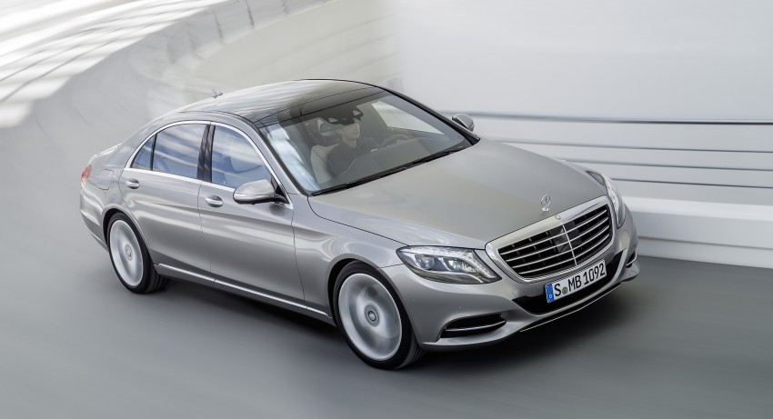 W222 Mercedes-Benz S-Class – official details Image #174764
