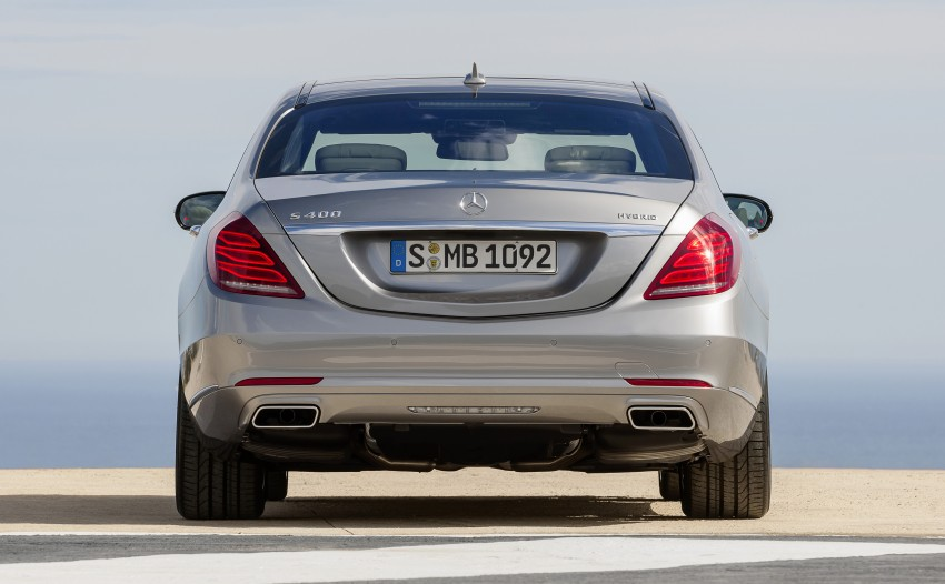 W222 Mercedes-Benz S-Class – official details Image #174766