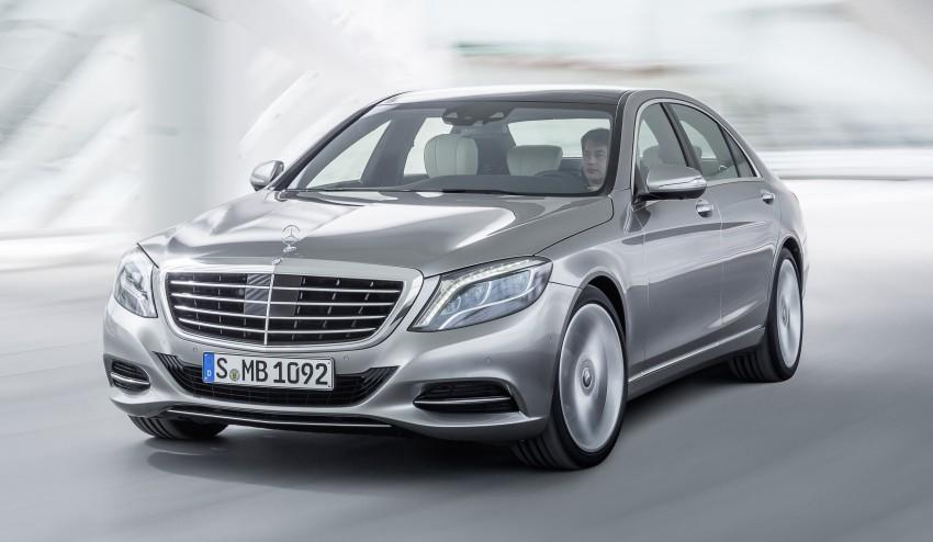 W222 Mercedes-Benz S-Class – official details Image #174767
