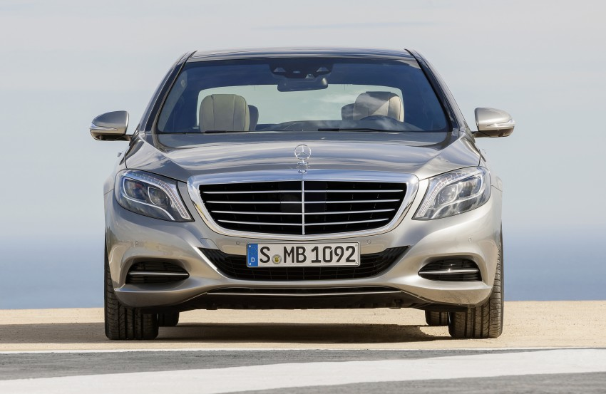 W222 Mercedes-Benz S-Class – official details Image #174772