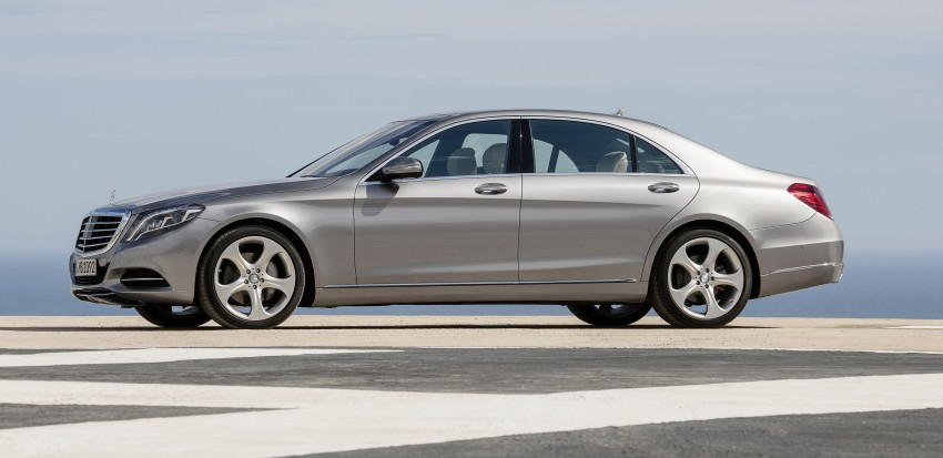 W222 Mercedes-Benz S-Class – official details Image #174773