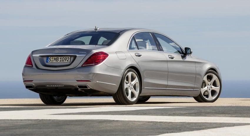 W222 Mercedes-Benz S-Class – official details Image #174775