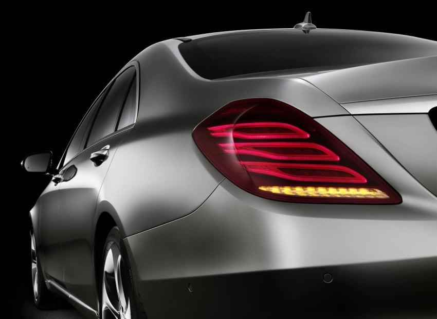 W222 Mercedes-Benz S-Class – official details Image #174777