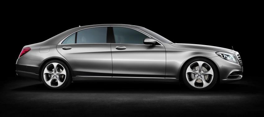 W222 Mercedes-Benz S-Class – official details Image #174779