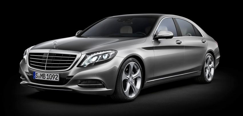 W222 Mercedes-Benz S-Class – official details Image #174782