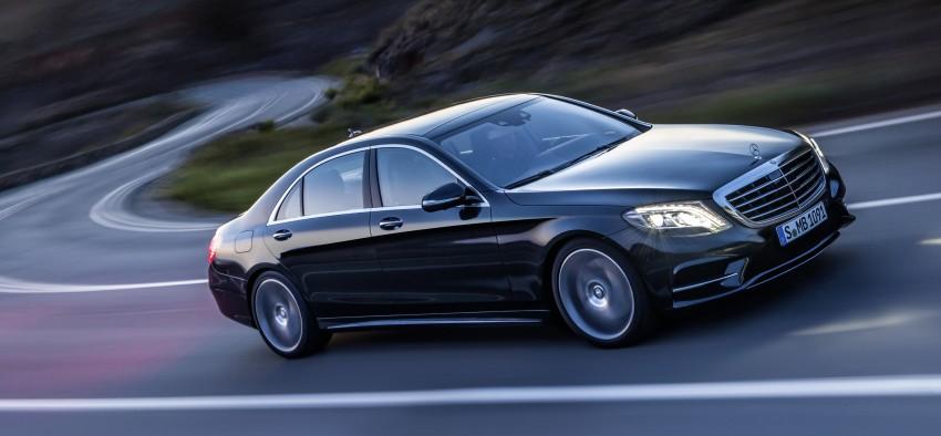 W222 Mercedes-Benz S-Class – official details Image #174784