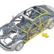 Mercedes-Benz S-Klasse (W 222) 2013, Grafik