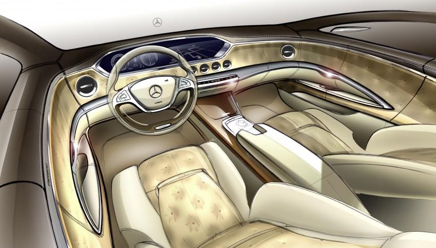W222 Mercedes-Benz S-Class – official details Image #174792