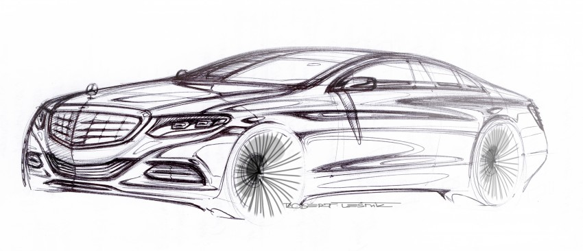 W222 Mercedes-Benz S-Class – official details Image #174794