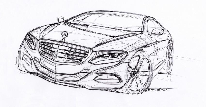W222 Mercedes-Benz S-Class – official details Image #174796
