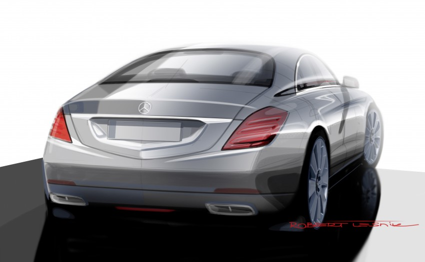 W222 Mercedes-Benz S-Class – official details Image #174797