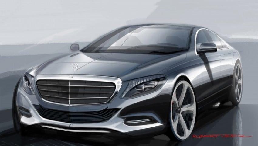 W222 Mercedes-Benz S-Class – official details Image #174798