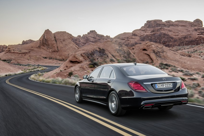 W222 Mercedes-Benz S-Class – official details Image #174800