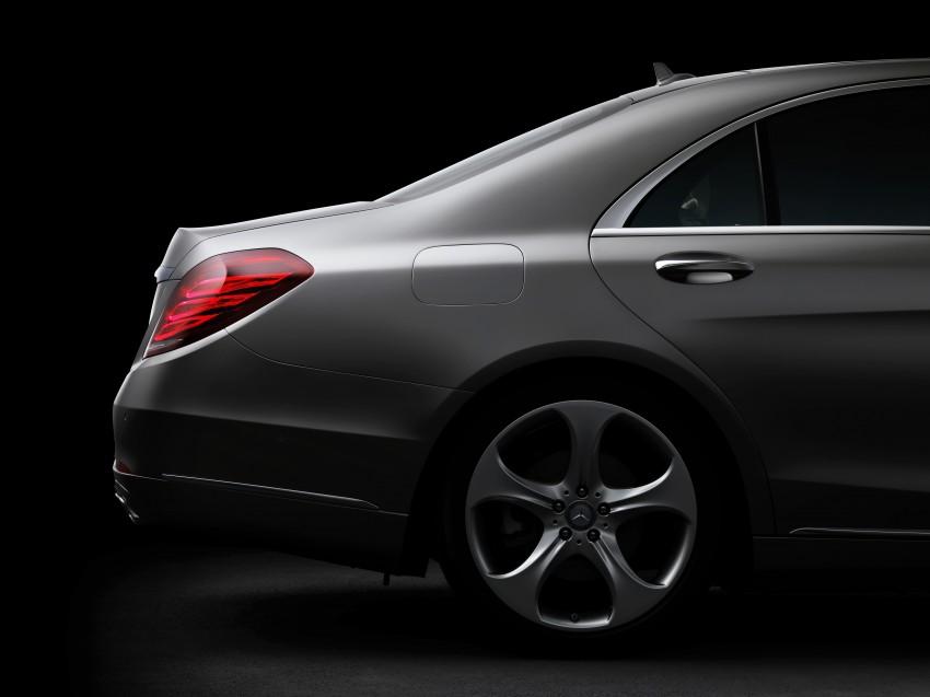 W222 Mercedes-Benz S-Class – official details Image #174816