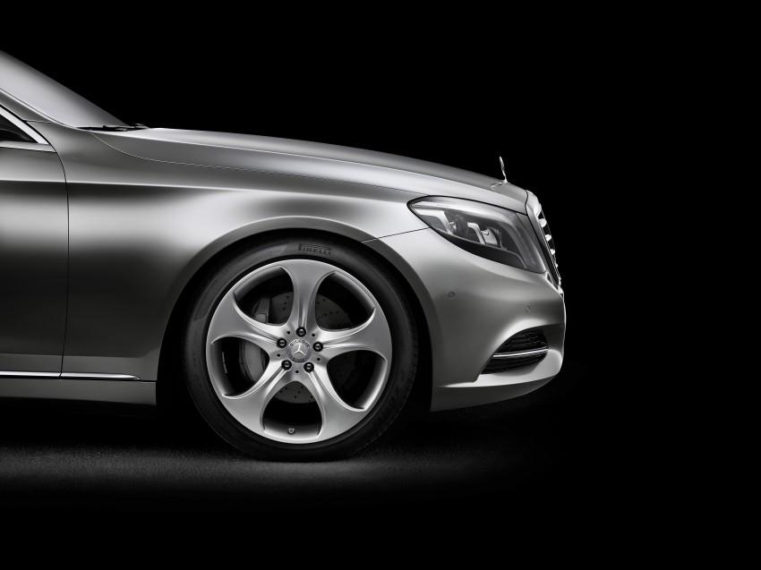 W222 Mercedes-Benz S-Class – official details Image #174818