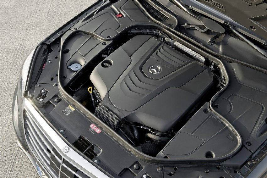W222 Mercedes-Benz S-Class – official details Image #174823