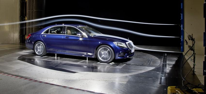 W222 Mercedes-Benz S-Class – official details Image #174825