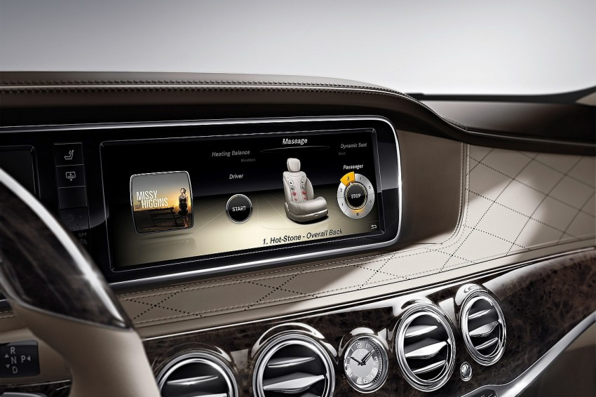 W222 Mercedes-Benz S-Class – official details Image #174870