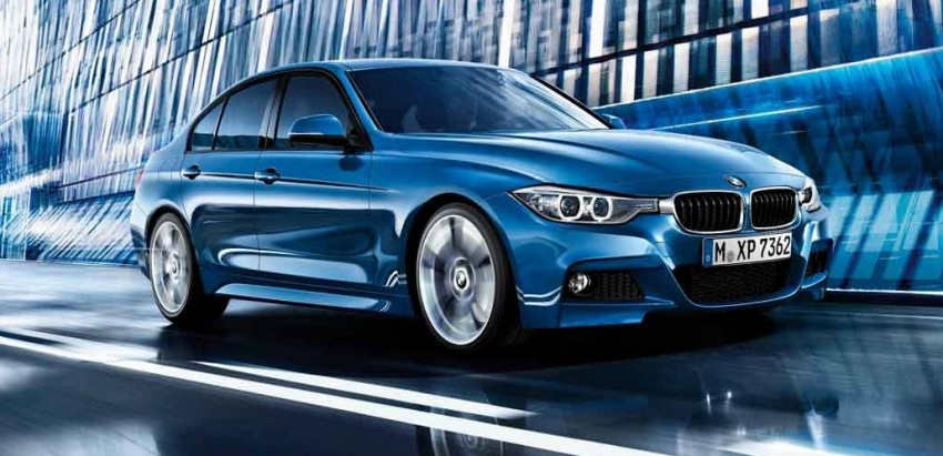 F30 BMW 320d and 328i M Sport now in Malaysia Image #181574