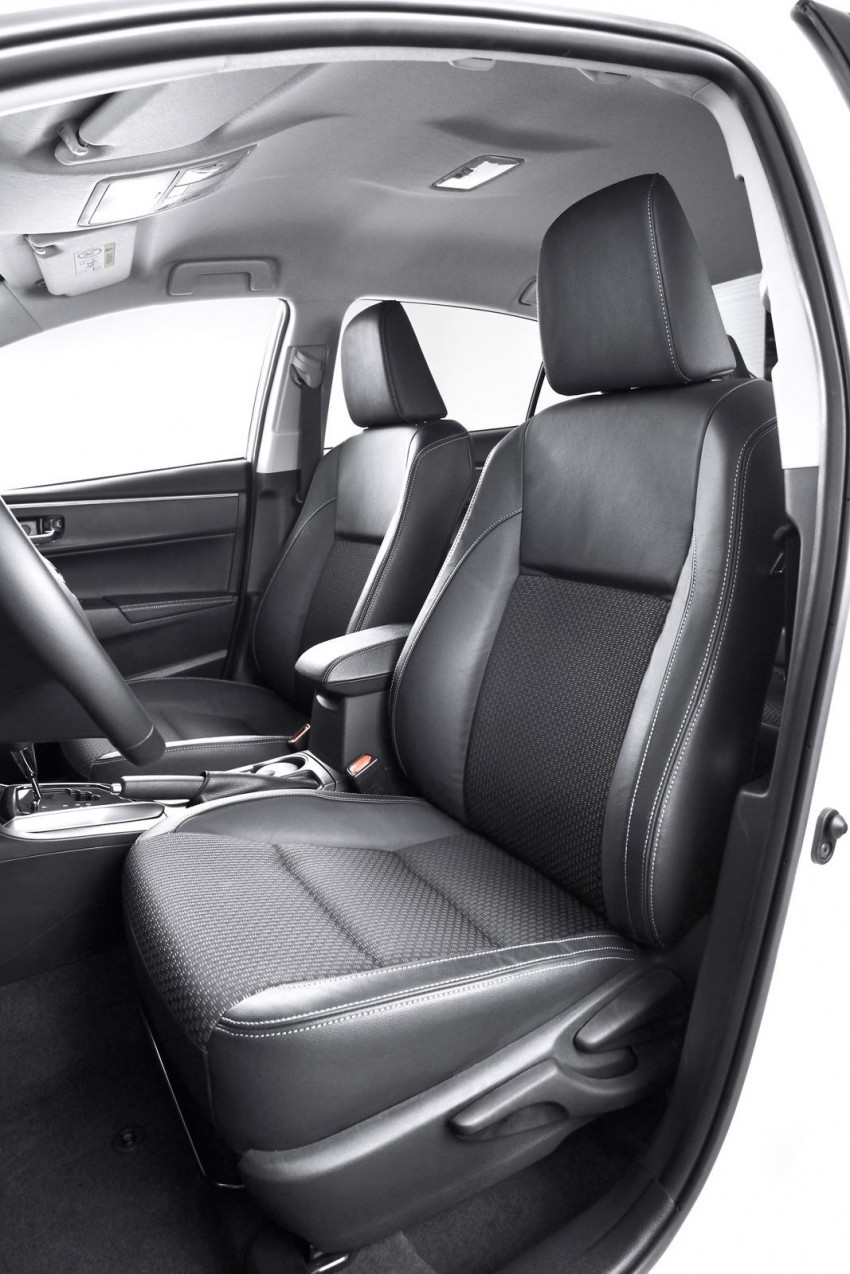 2014 Toyota Corolla – will this be the ASEAN car? Image #179452