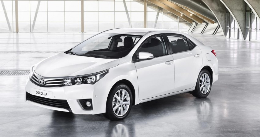 2014 Toyota Corolla – will this be the ASEAN car? Image #179442