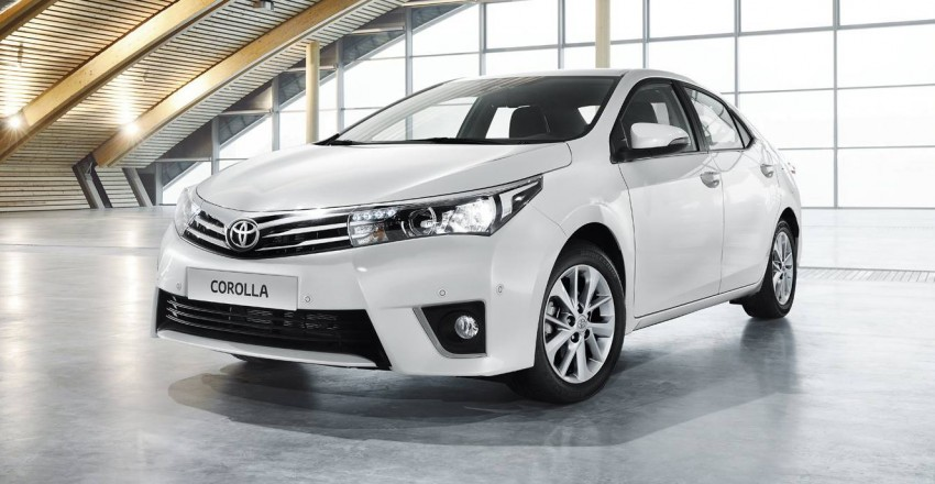 2014 Toyota Corolla – will this be the ASEAN car? Image #179441