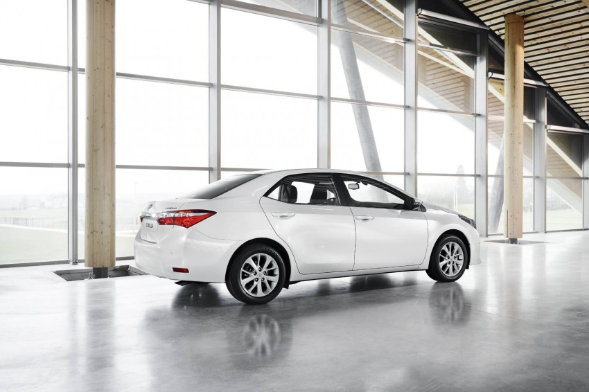 2014 Toyota Corolla – will this be the ASEAN car? Image #179453