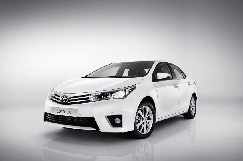 2014 Toyota Corolla – will this be the ASEAN car? Image #179454