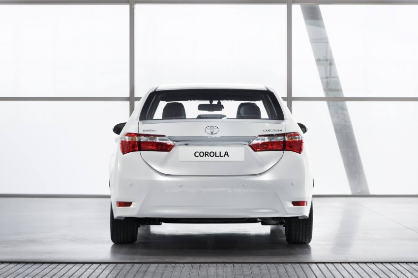2014 Toyota Corolla – will this be the ASEAN car? Image #179455