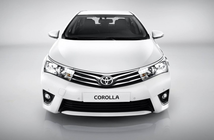 2014 Toyota Corolla – will this be the ASEAN car? Image #179448