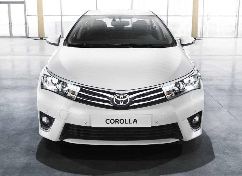 2014 Toyota Corolla – will this be the ASEAN car? Image #179447