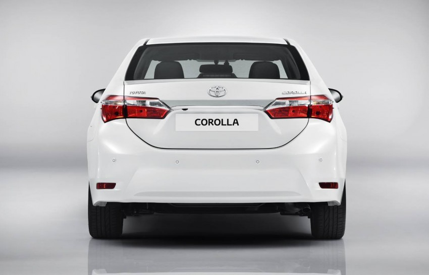 2014 toyota corolla for sale with photos carfax autos post. Black Bedroom Furniture Sets. Home Design Ideas