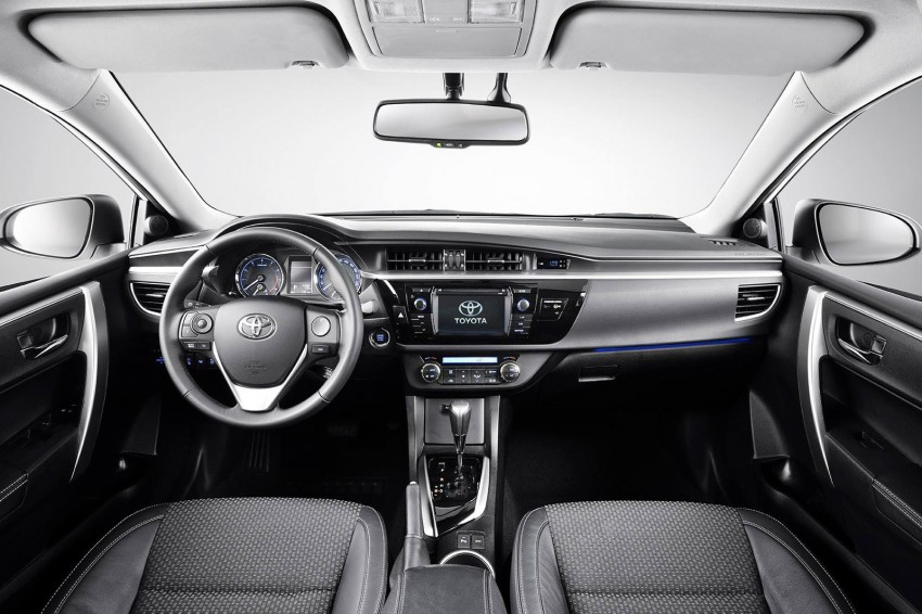 2014 Toyota Corolla – will this be the ASEAN car? Image #179461