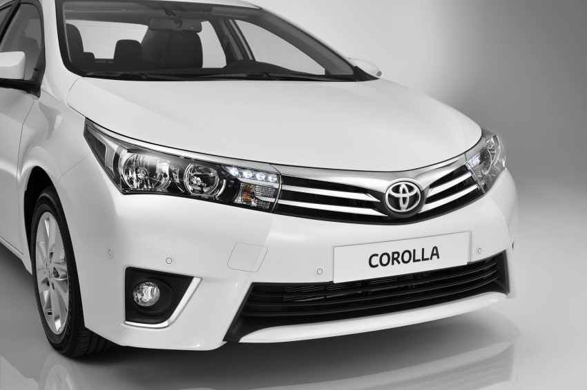 2014 Toyota Corolla – will this be the ASEAN car? Image #179462