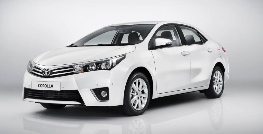 2014 Toyota Corolla – will this be the ASEAN car? Image #179439