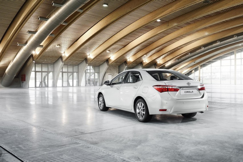 2014 Toyota Corolla – will this be the ASEAN car? Image #179451