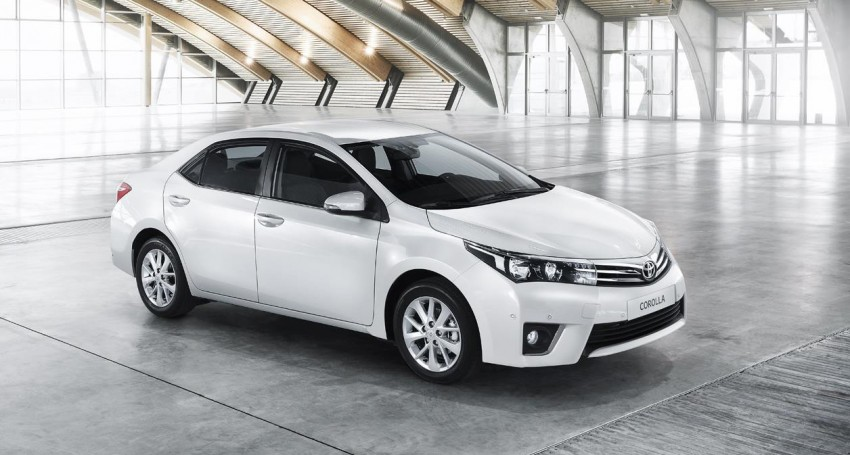 2014 Toyota Corolla – will this be the ASEAN car? Image #179450