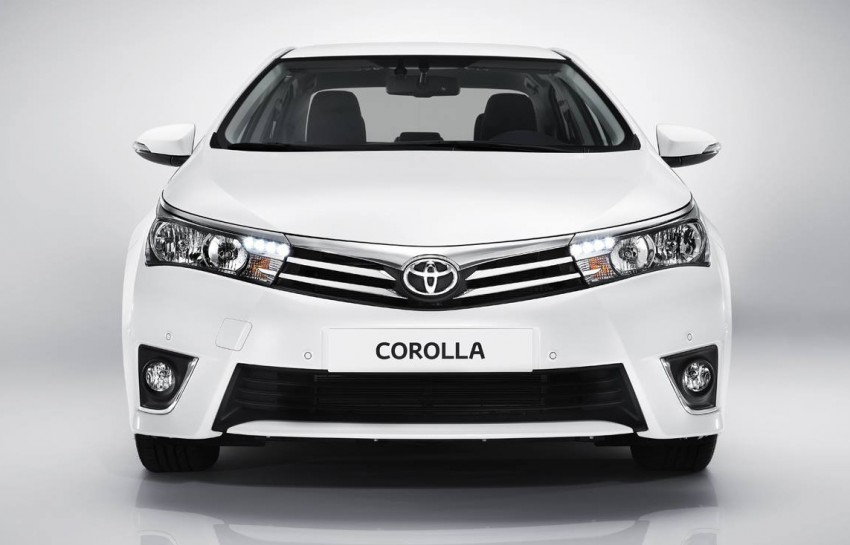 2014 Toyota Corolla – will this be the ASEAN car? Image #179449