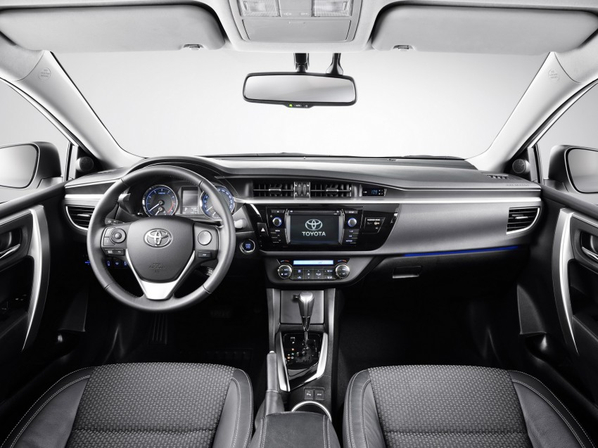 2014 Toyota Corolla – will this be the ASEAN car? Image #179409